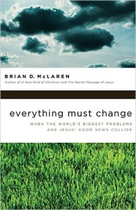 McLaren - Everything Must Change pbk